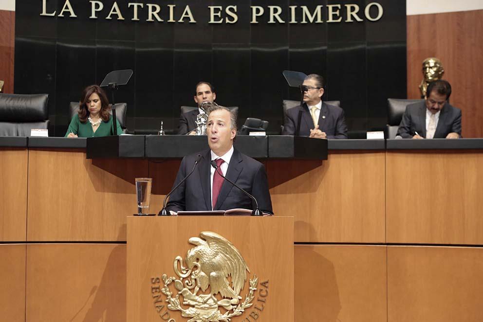 """Photo of """"México tiene una economía en expansión y un vigoroso mercado interno"""", asegura José Antonio Meade Kuribreña"""
