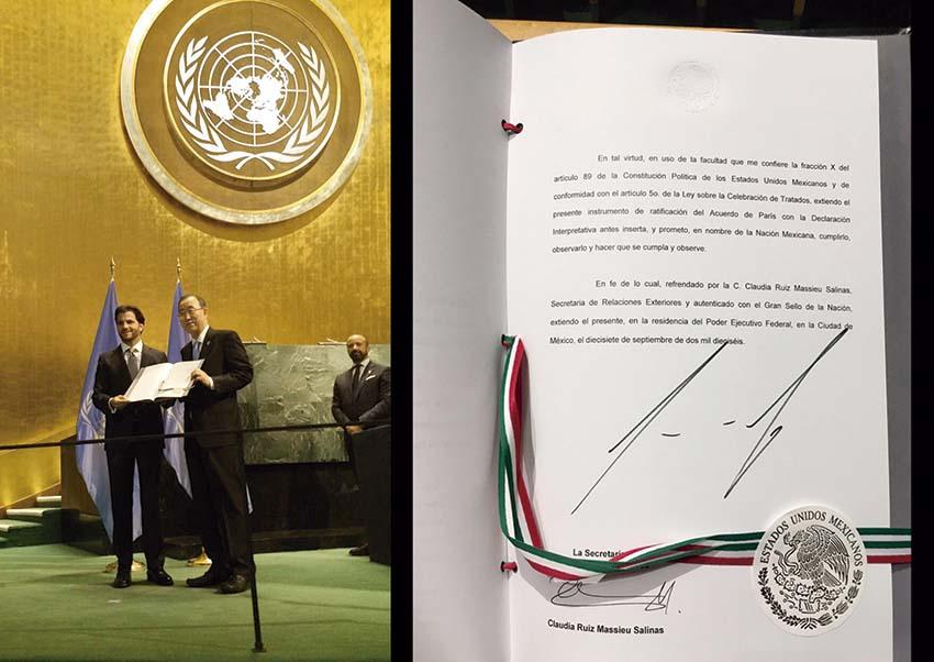 Photo of Acuerdo de París: 5 Acciones de México