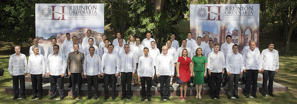 """Photo of """"Los Gobernadores ratificamos nuestra decisión de unirnos en la defensa del interés nacional"""": CONAGO"""