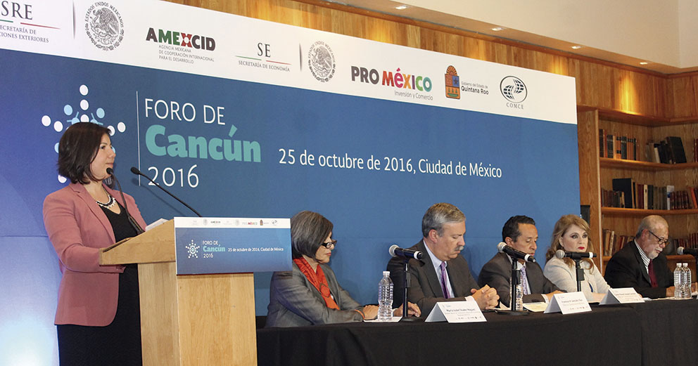Photo of Foro Cancún 2016 busca fortalecer la presencia de empresas mexicanas en Centroamérica y el Caribe