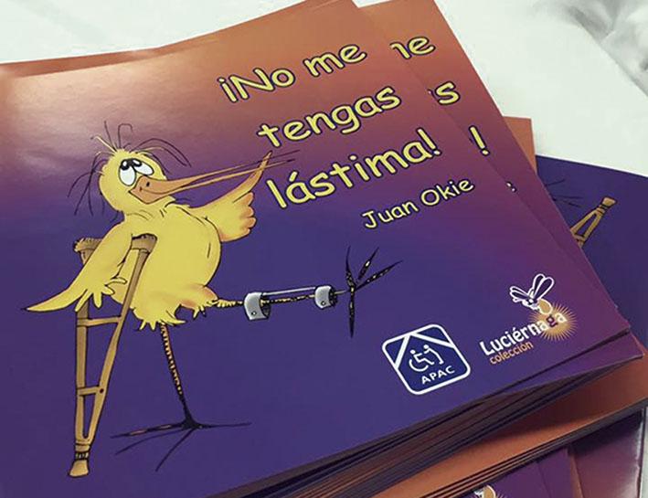 """Photo of """"!No Me Tengas Lástima!"""";hermoso texto en conmemoración del Día Mundial de la Parálisis Cerebral"""
