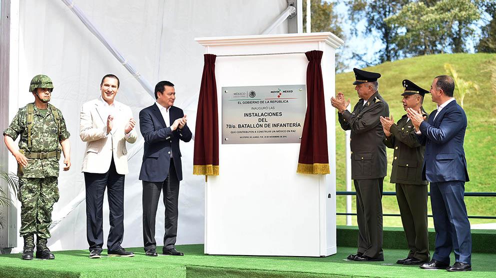 Photo of Asumir responsabilidades para avanzar en el tema de seguridad, pide Osorio Chong