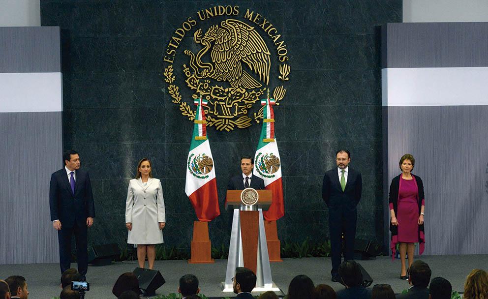Photo of Peña Nieto nombra a Videgaray en Relaciones Exteriores; nueva estrategia para enfrentar a Donald Trump