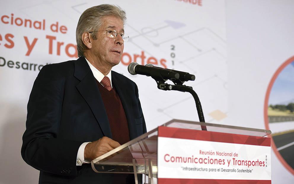 Photo of México tiene el Programa Nacional de Infraestructura más importante en su historia: Gerardo Ruiz Esparza