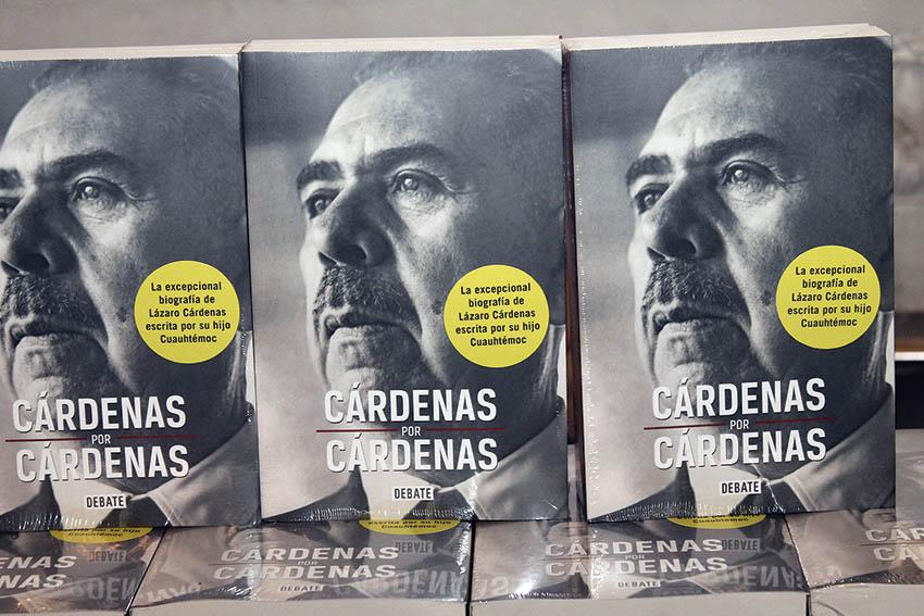 """Photo of """"Cárdenas por Cárdenas"""", libro que retrata el perfil de un gran mexicano del siglo XX"""
