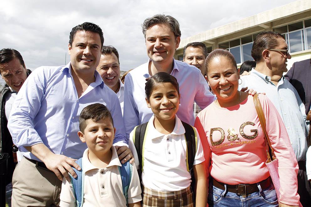 Photo of Asegura Nuño Mayer que la Reforma Educativa son hechos