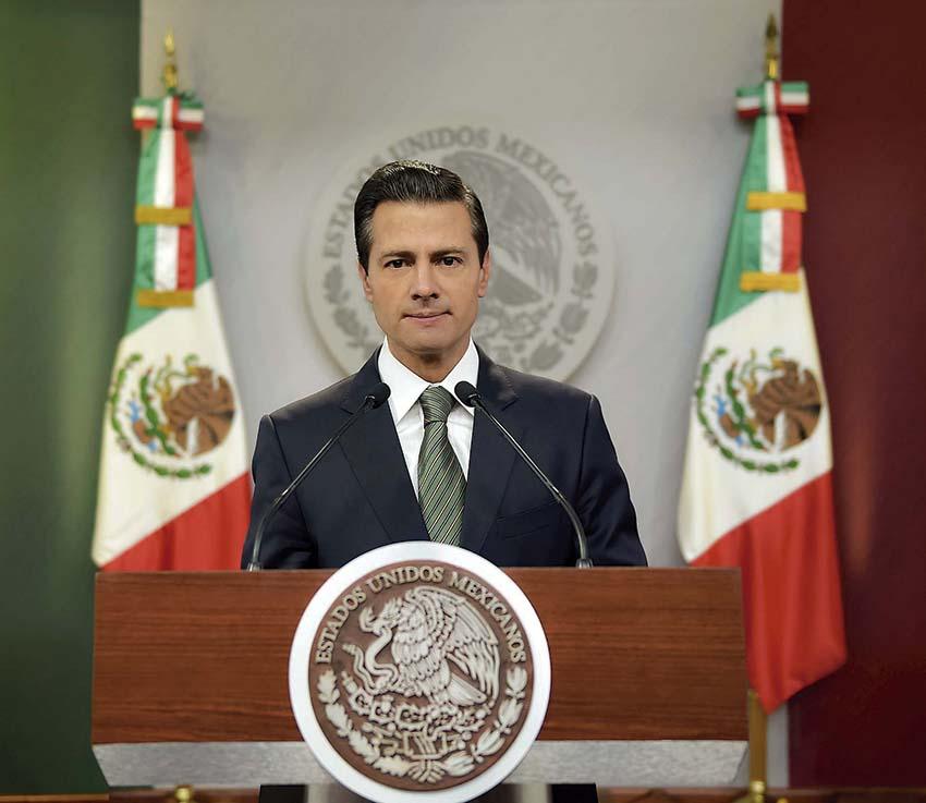 """Photo of """"Se mantiene el diálogo con Estados Unidos"""": EPN"""