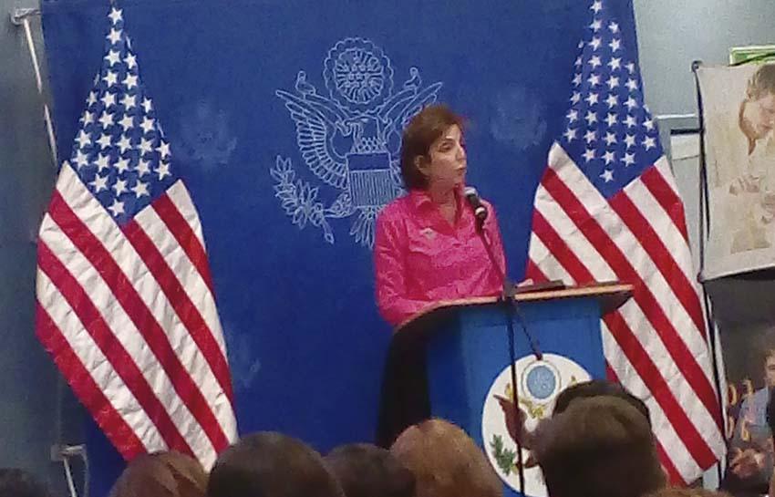"""Photo of """"El Presidente Donald Trump, buscará amistad y buena voluntad con todas las naciones del mundo"""": Embajadora Jacobson"""