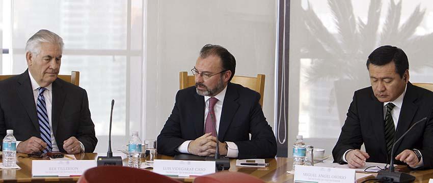 """Photo of Videgaray exige una """"Negociación Integral"""", entre Estados Unidos y México"""