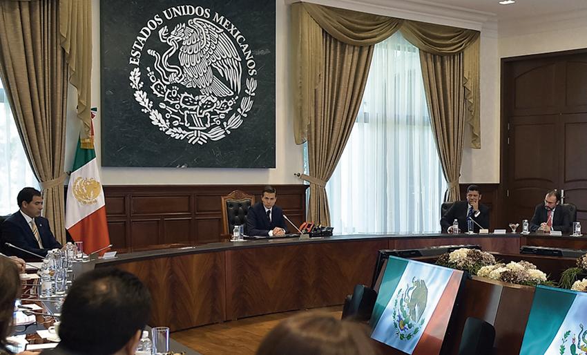 Photo of México enfrenta el reto de edificar una relación constructiva con el nuevo Gobierno de los Estados Unidos, con base en el respeto mutuo y el respeto a nuestra soberanía nacional
