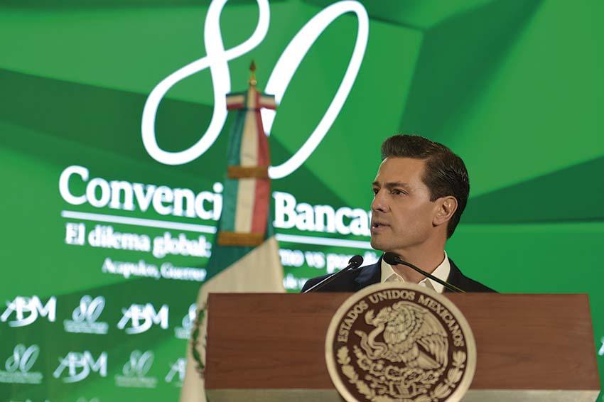"""Photo of """"La transformación que elegimos es la ruta correcta para asegurar mejores condiciones y más oportunidades para los mexicanos del mañana"""": Enrique Peña Nieto"""
