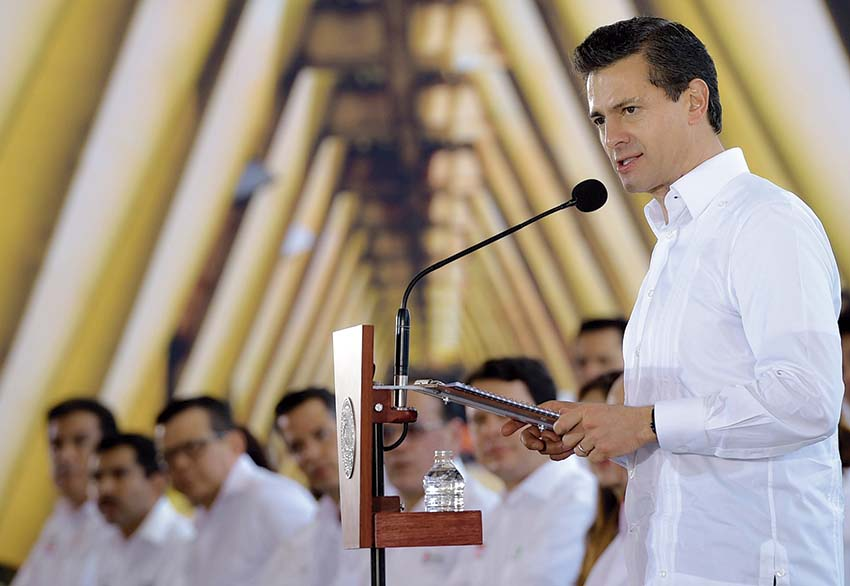 Photo of Pemex es capaz de reinventarse, ser más sustentable, más competitivo y más transparente: Enrique Peña Nieto