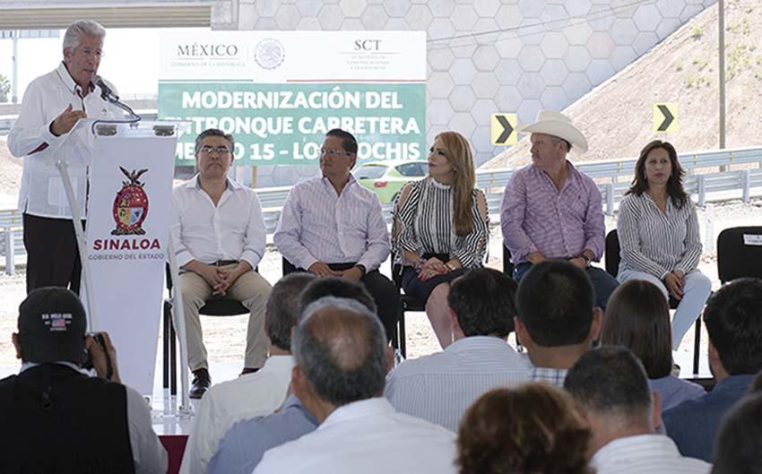 Photo of Se moderniza el entronque de la Carretera México 15-Los Mochis