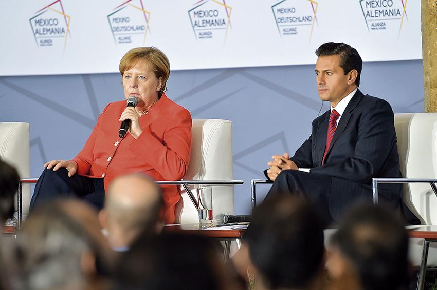"""Photo of """"México sigue consolidándose como un importante destino para las inversiones"""": Enrique Peña Nieto"""