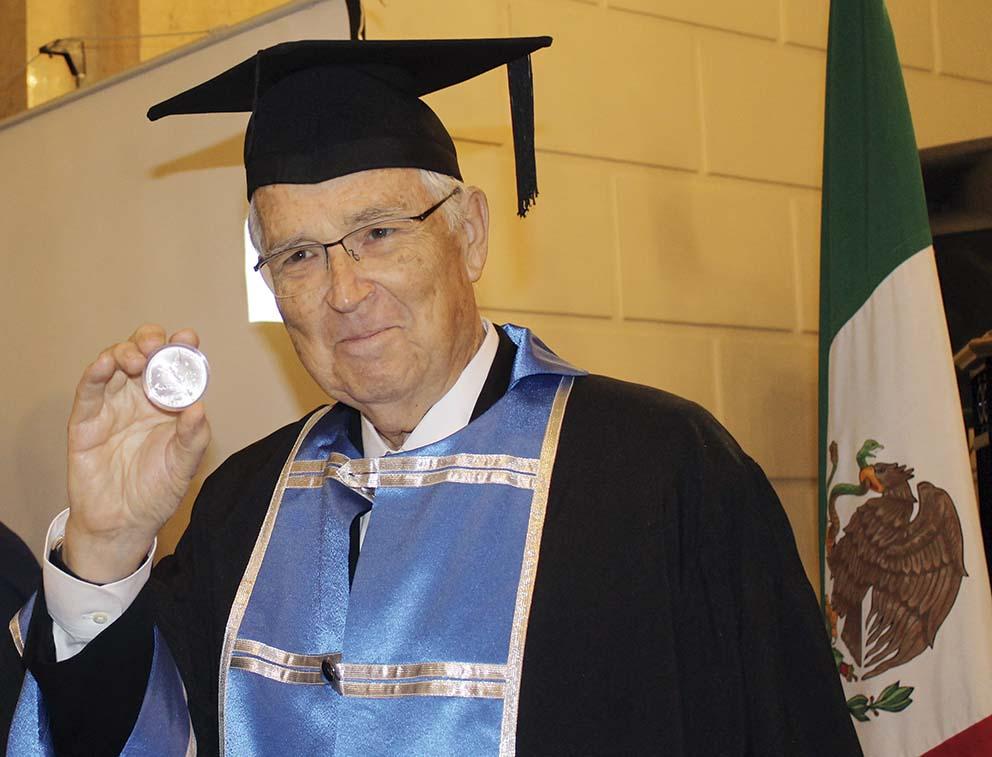 """Photo of """"La Plata y el Gran Futuro de México"""": Hugo Salinas Price"""