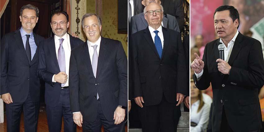"""Photo of """"Los Hombres del Presidente"""""""