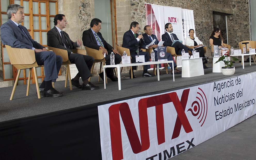 "Photo of ""Periodismo del Siglo XXI; NOTIMEX, Ecosistema Digital"""