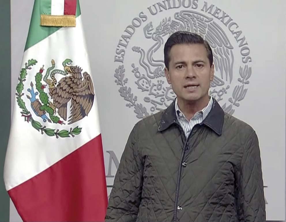 Photo of Dejando atrás la desgracia, vamos hacia un México nuevo