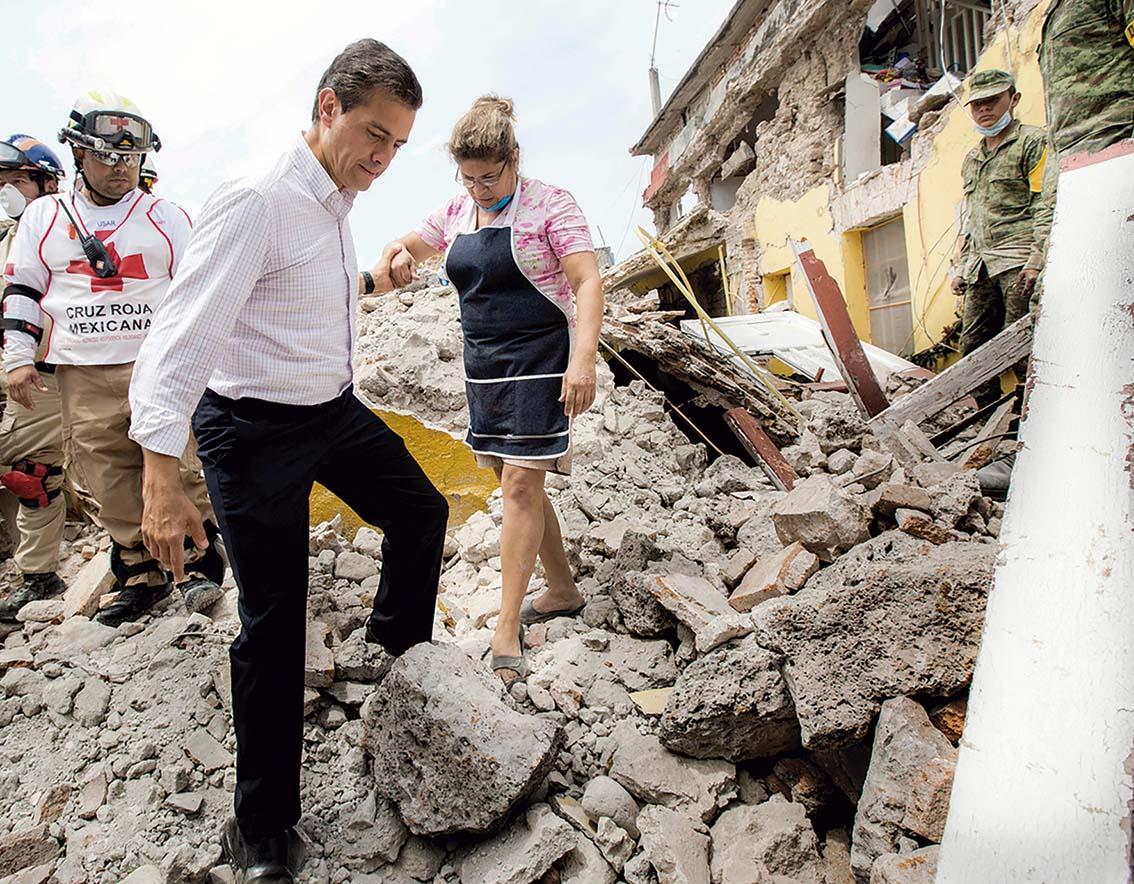 Photo of Apoyo a damnificados en zonas afectadas en Oaxaca por sismos