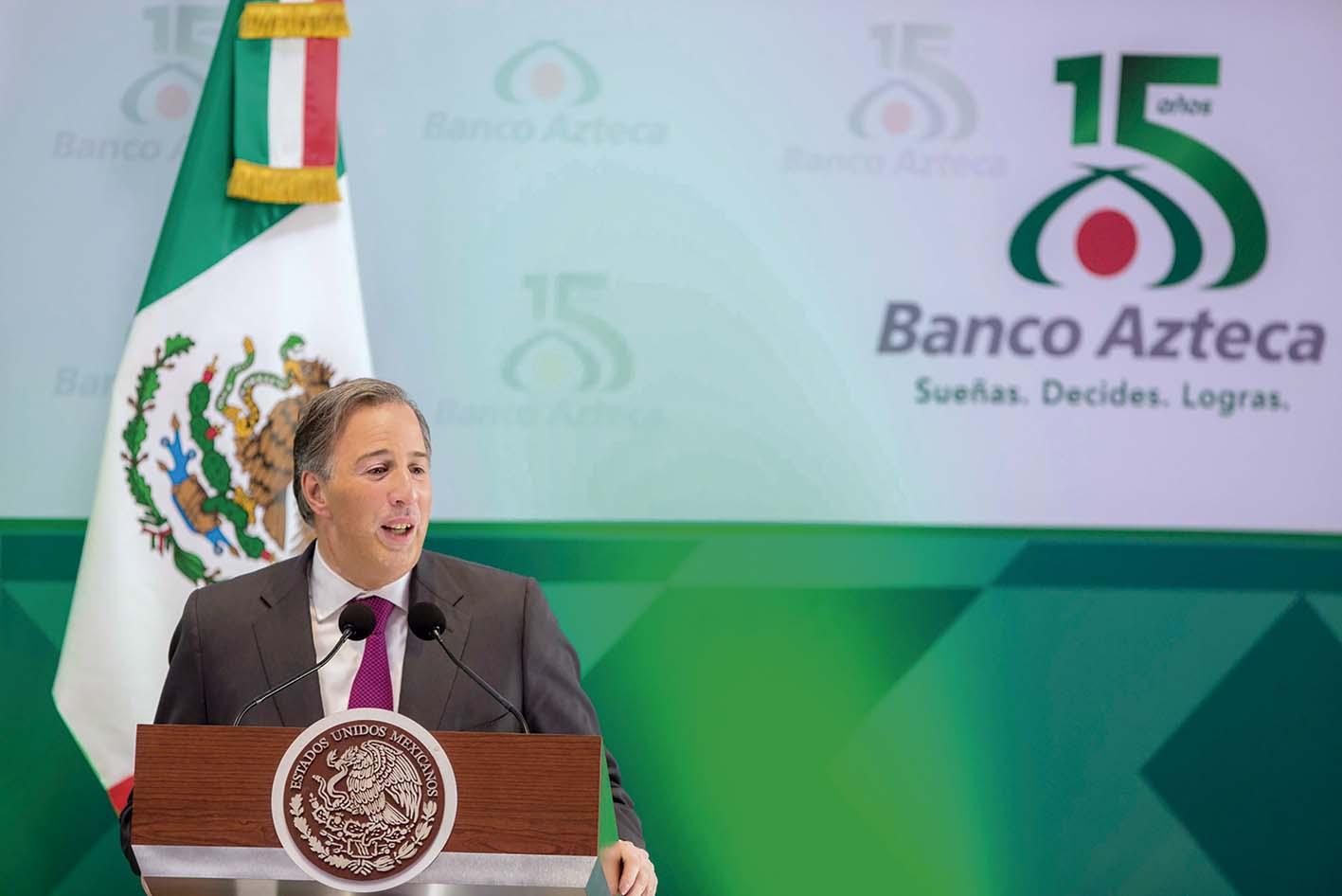"""Photo of Meade: """"Han avanzado las finanzas mexicanas en 15 años"""""""