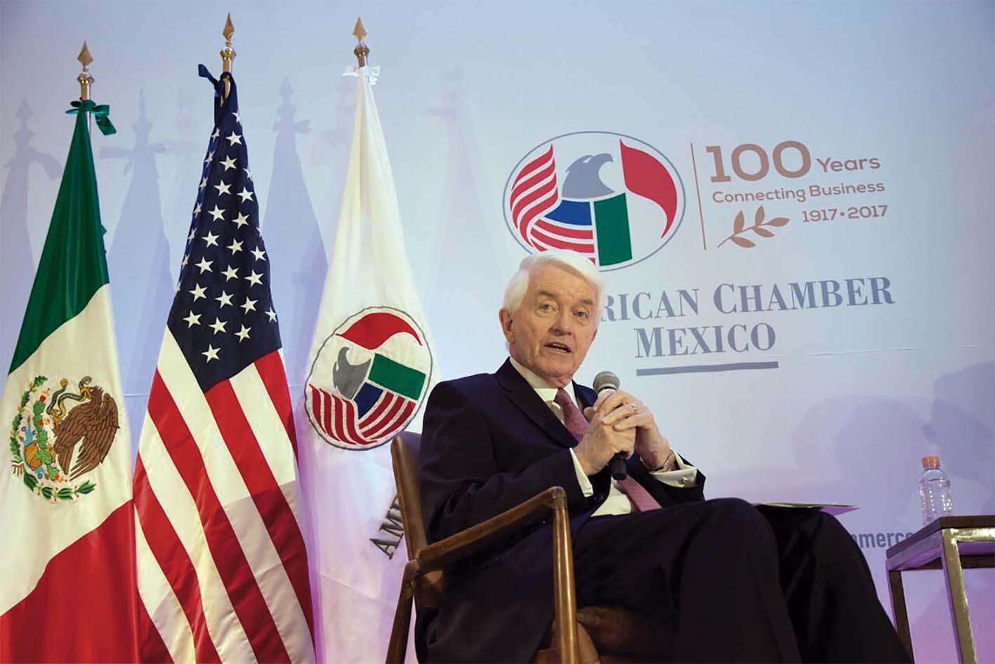 Photo of La comunidad de negocios de México y EE.UU. reafirma la importancia de nuestra relación a largo plazo