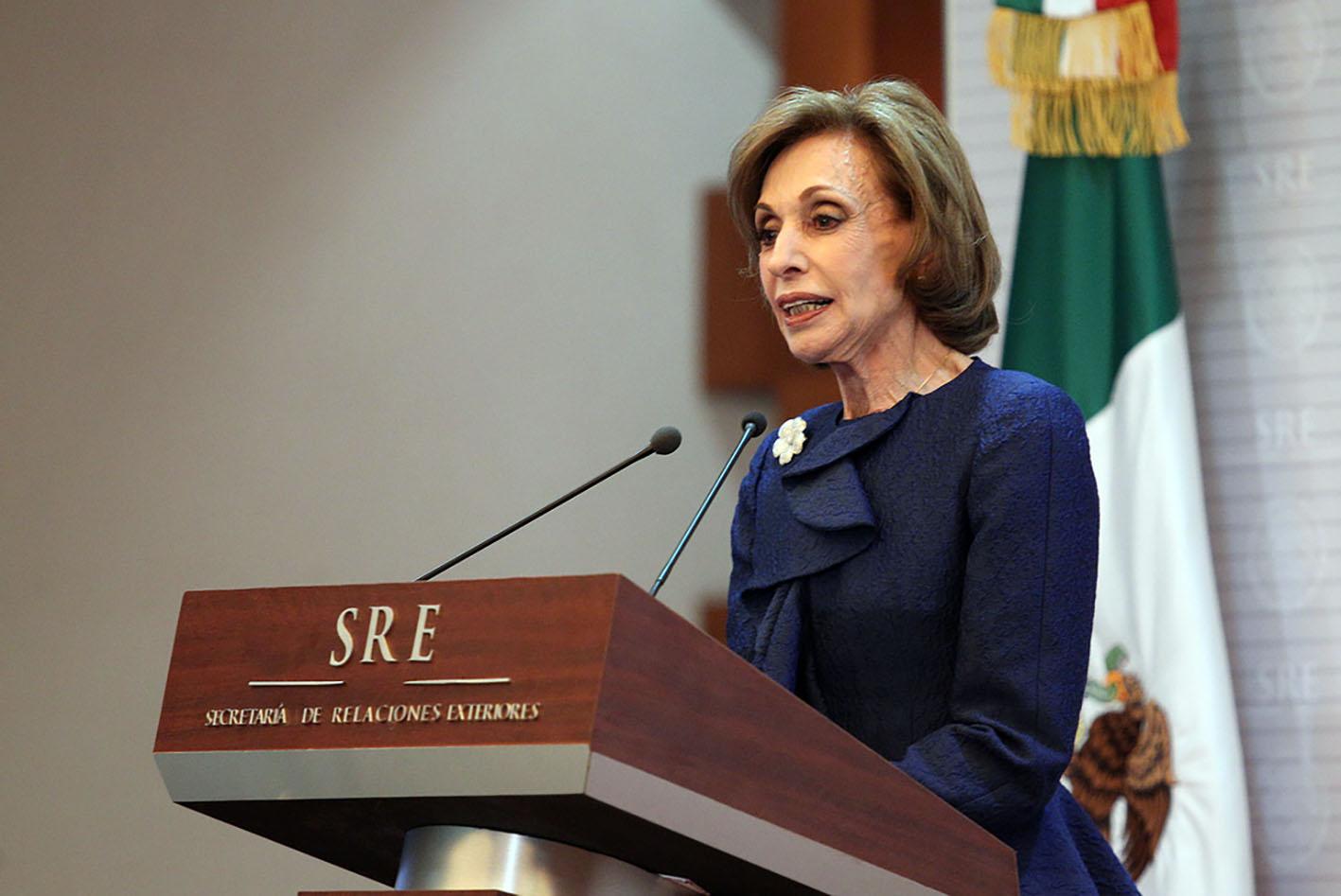Photo of Murió Rosario Green, la primera mujer que fue titular de la Secretaria de Relaciones Exteriores de México