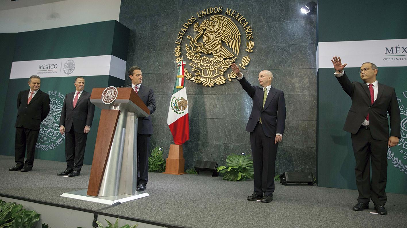 """Photo of """"José Antonio Meade ha demostrado ser un hombre de bien, con vocación de servicio y un profundo amor a México"""", destacó el Presidente"""