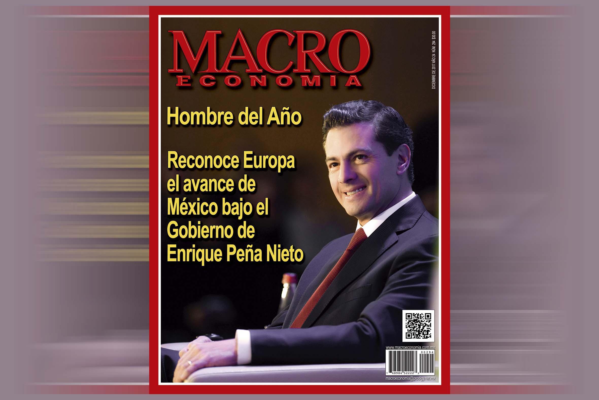 Photo of Enrique Peña Nieto: Hombre del Año