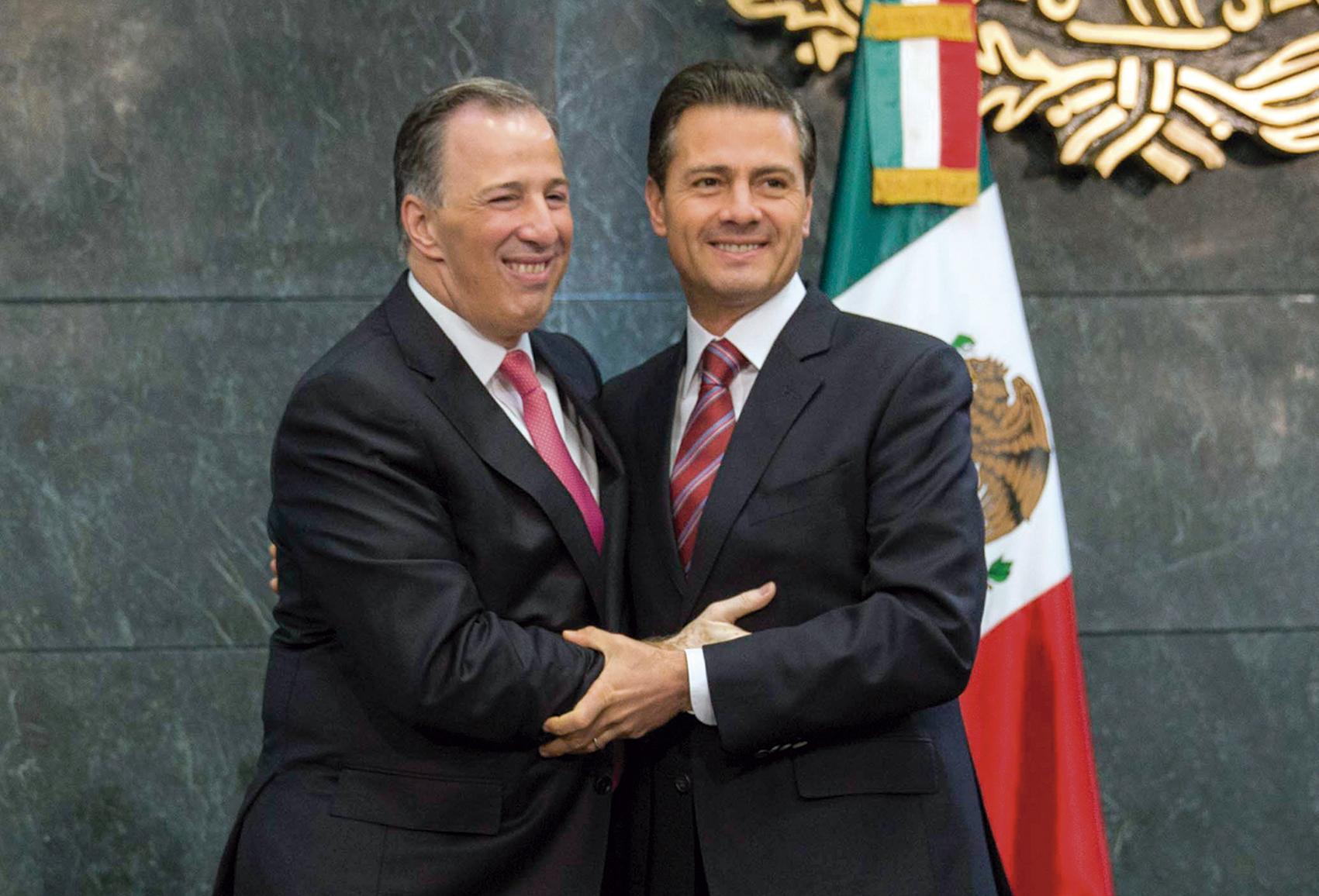Photo of José Antonio Meade Kuribreña, Virtual Candidato del PRI, se perfila para ganar la Presidencia de la República