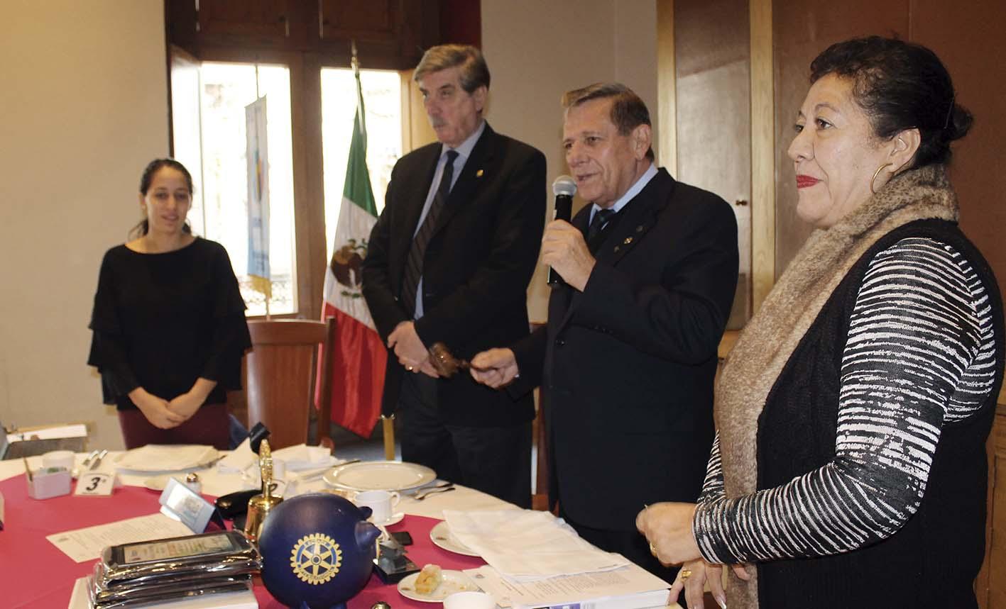 Photo of Los Rotarios de México se movilizan en favor de la población damnificada