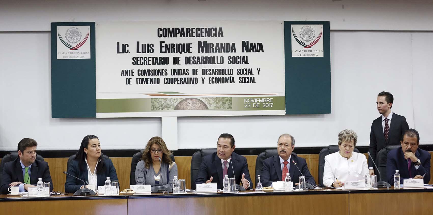 """Photo of """"La política social que asume voluntades, se traduce en más justicia y democracia"""": Luis Enrique Miranda Nava"""