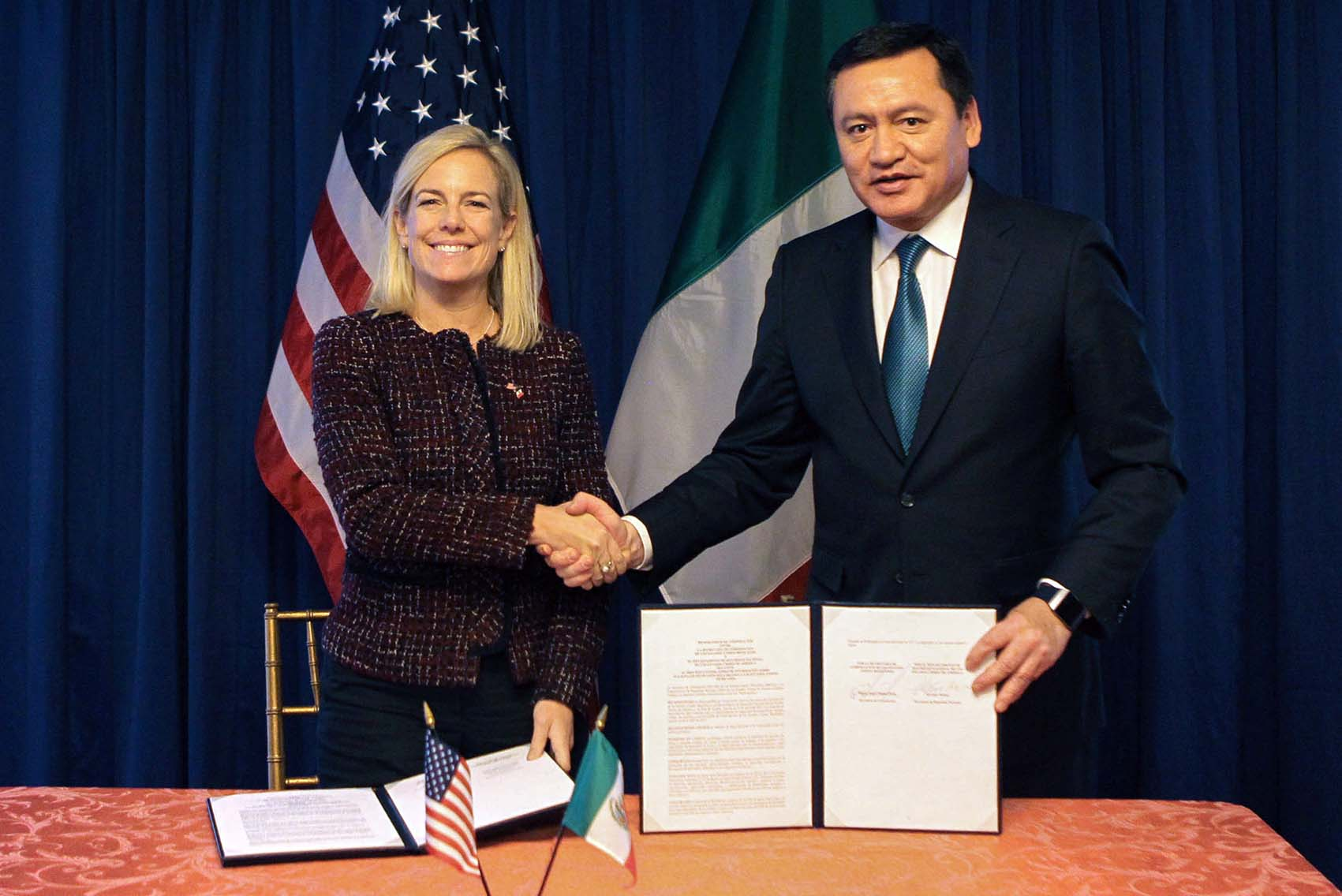 Photo of Segundo Diálogo de Alto Nivel sobre Combate al Crimen Transnacional