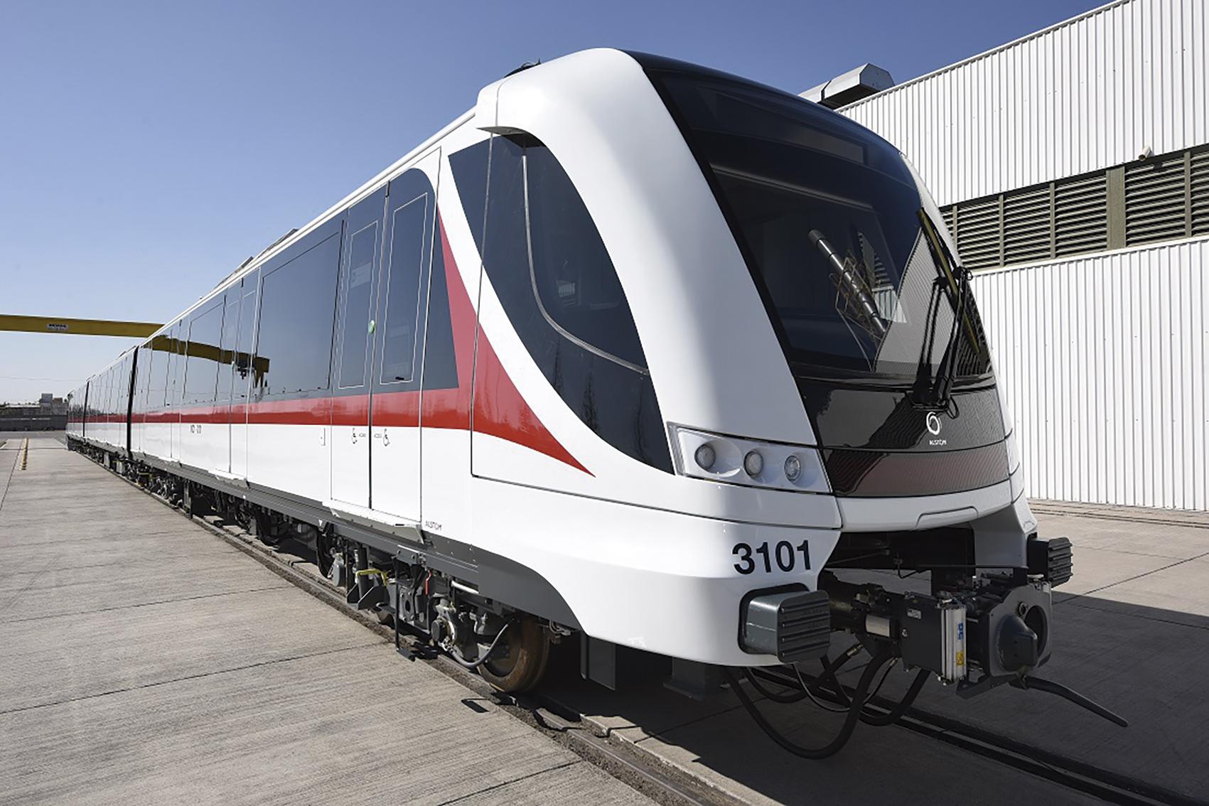 Photo of Trenes México–Toluca, Ligero de Guadalajara y Metro de Monterrey, en etapa final de Construcción