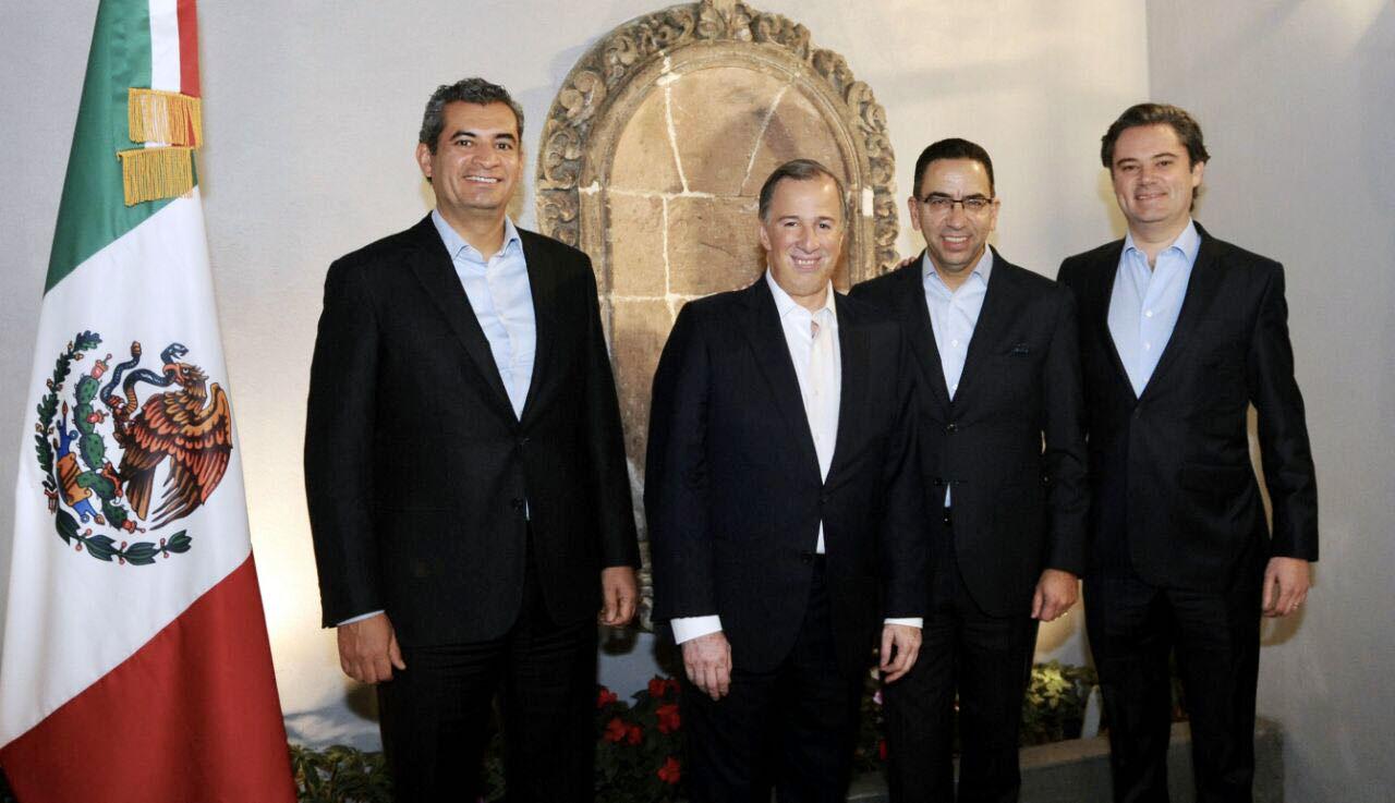 Photo of El senador Javier Lozano Alarcón se incorpora a la precampaña de José Antonio Meade