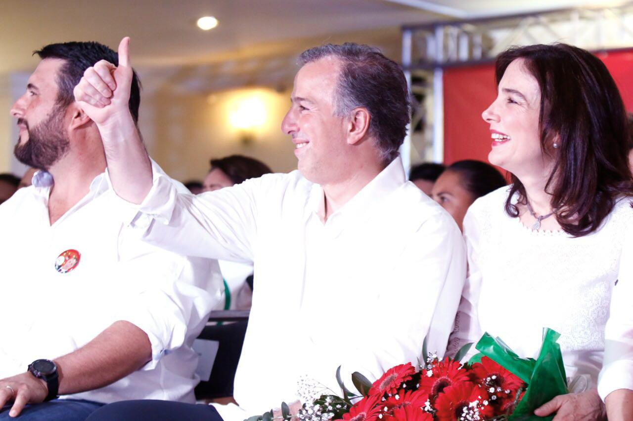 Photo of El Precandidato José Antonio Meade Kuribreña propone consolidar el Sistema Nacional Anticorrupción