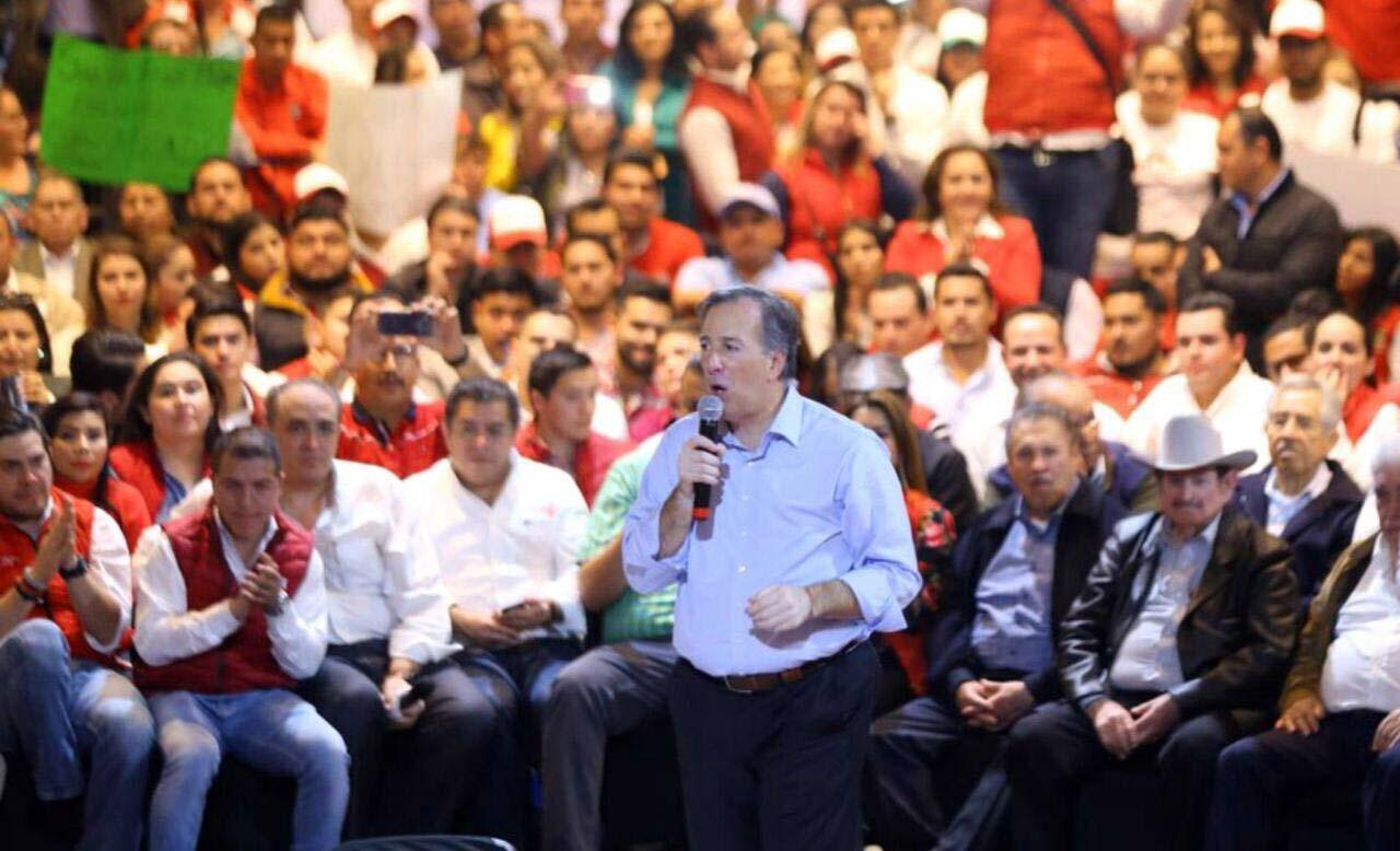 Photo of José Antonio Meade Kuribreña va a fondo contra la corrupción y la impunidad
