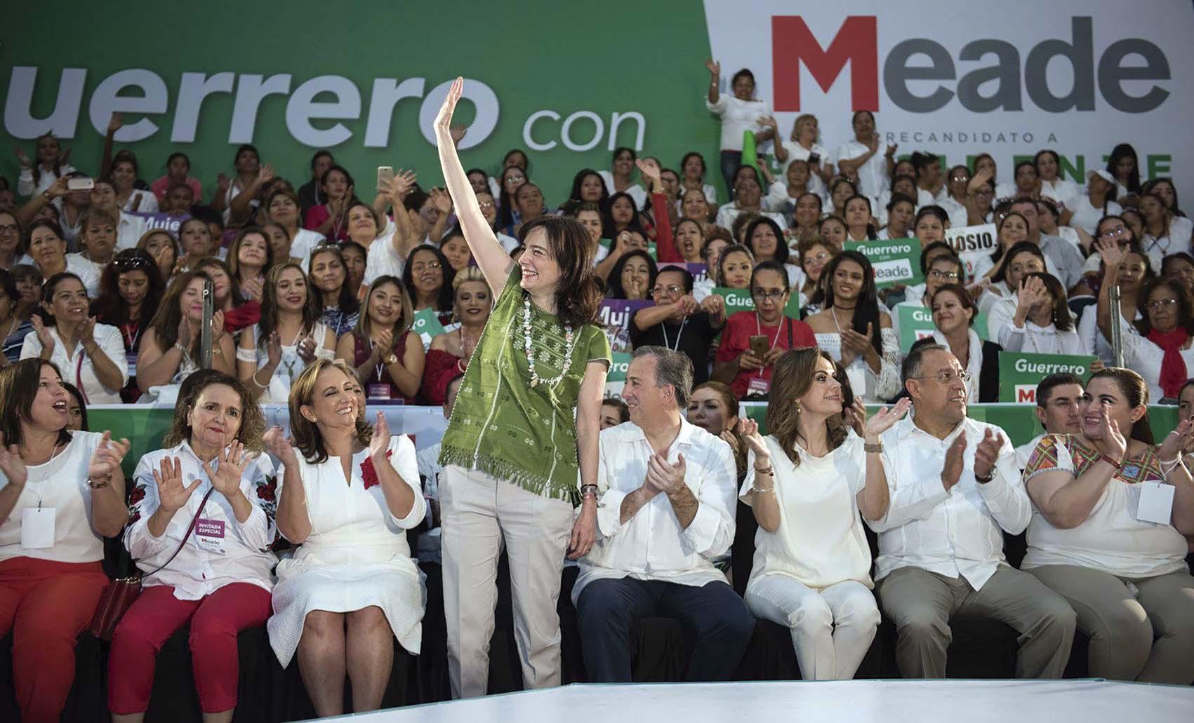 Photo of José Antonio Meade presentó una seriede acciones concretas en favor de las mujeres