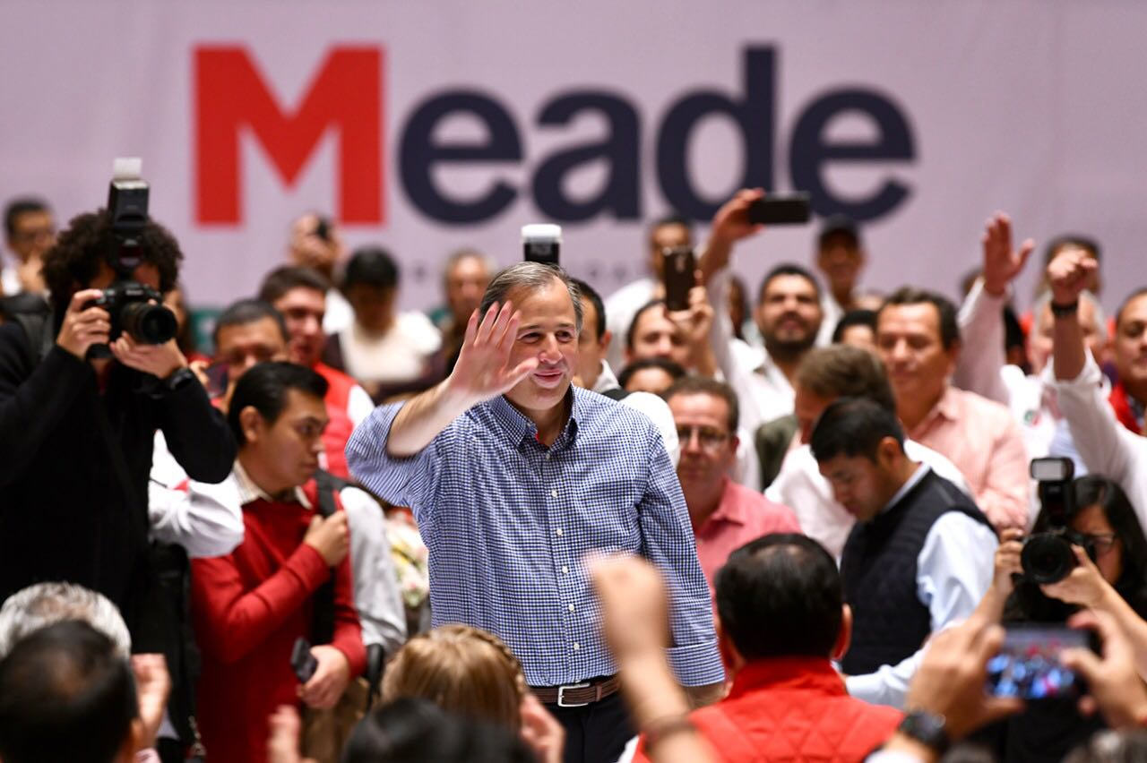 Photo of José Antonio Meade en Morelos
