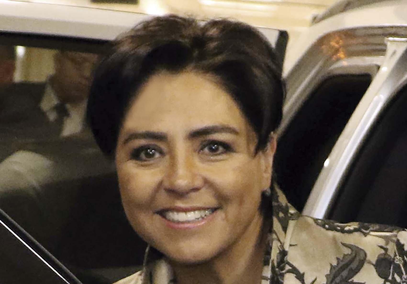 Photo of Irene Espinosa Cantellano, primera mujer que forma parte de la Junta de Gobierno del Banco de México