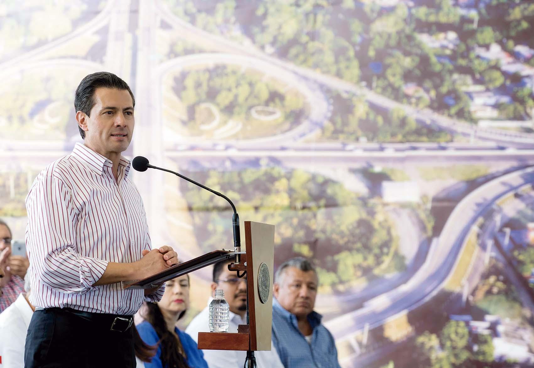 Photo of El Presidente Enrique Peña Nieto entregó obras de infraestructura que dan a Tabasco una condición de mayor modernidad y competitividad