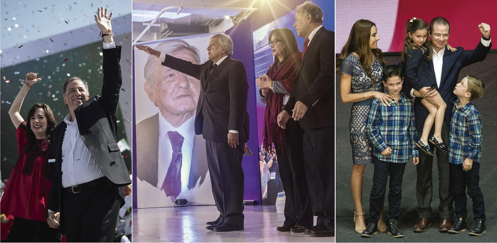 Photo of Meade muestra músculo y toma la iniciativa para rebasar como Candidato del PRI, PANAL y PVEM a Anaya y alcanzar a López Obrador