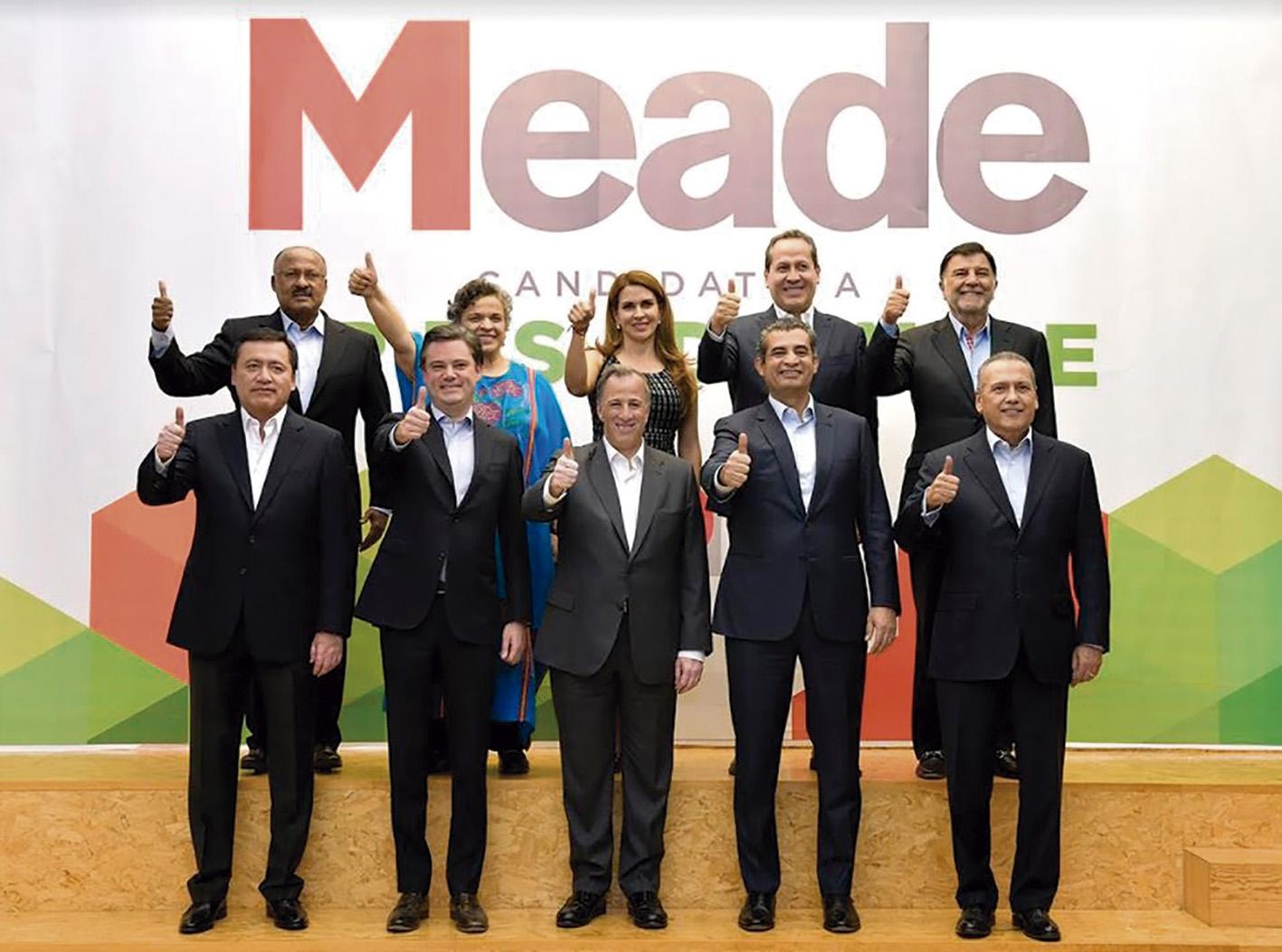 Photo of José Antonio Meade Kuribreña designa coordinadores regionales para su campaña