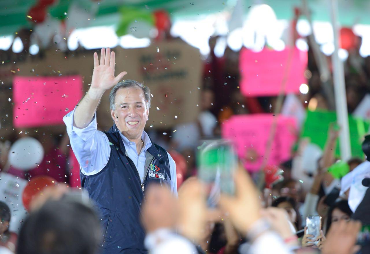 Photo of Mensaje de José Antonio Meade durante su encuentro con la ciudadanía de Tecámac