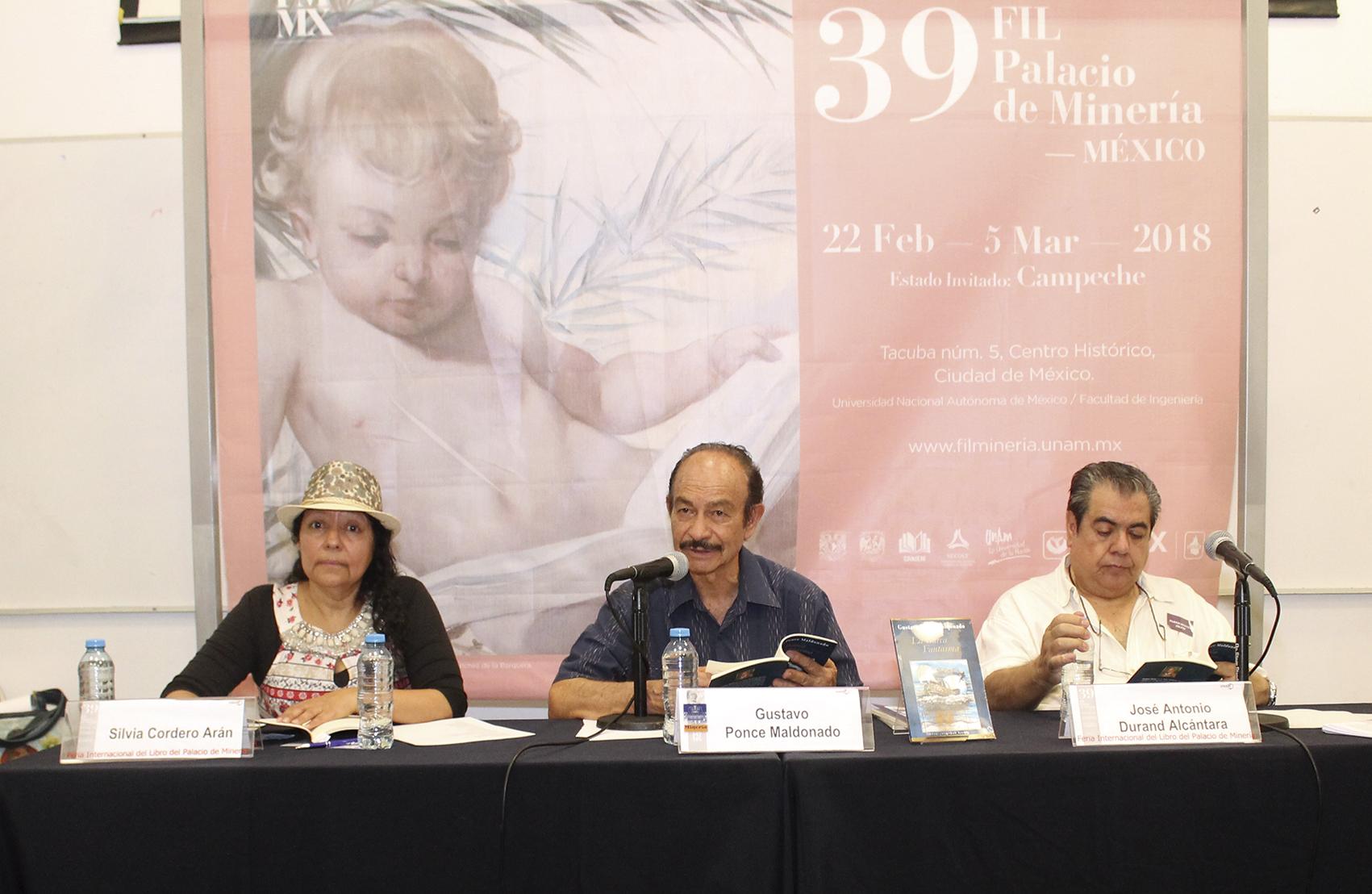 """Photo of Presentación del libro """"La Barca Fantasma"""" de Gustavo Ponce"""