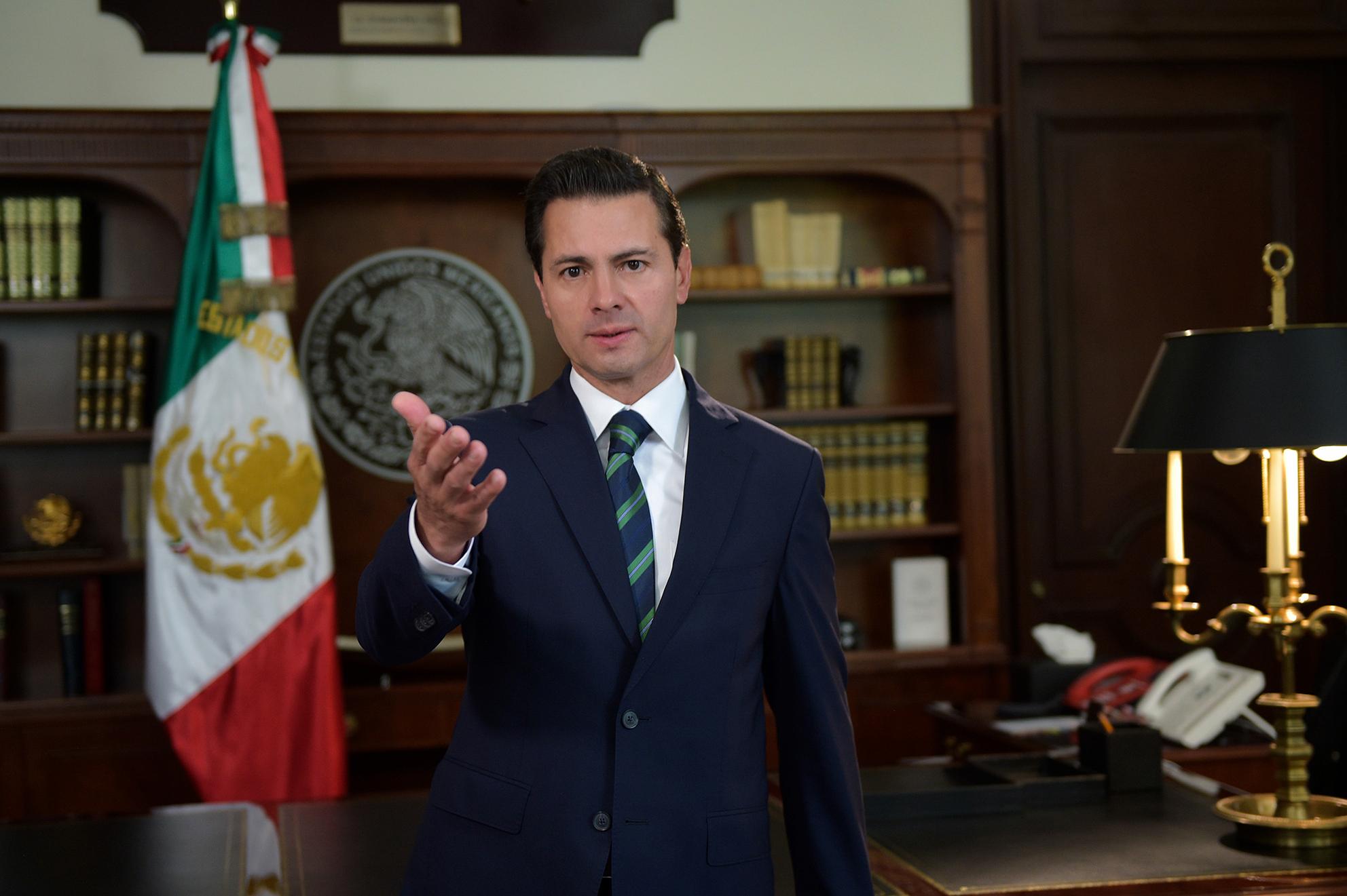 Photo of Mensaje del Presidente Enrique Peña Nieto