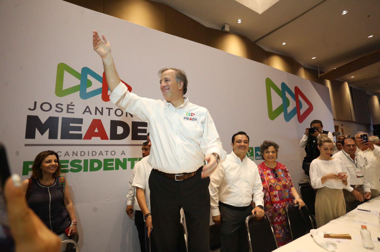Photo of José Antonio Meade asumió compromisos para estimular el desarrollo de Veracruz