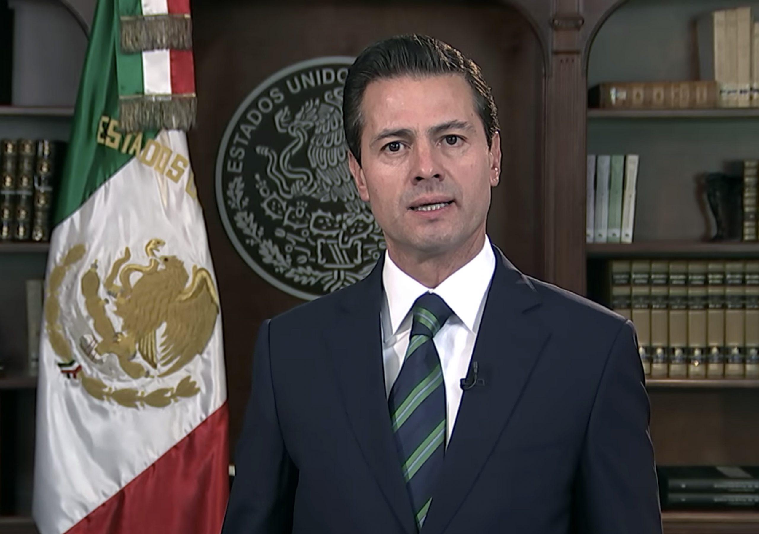 Photo of Nuestro respaldo decidido y verdadero al Presidente de la República Lic. Enrique Peña Nieto