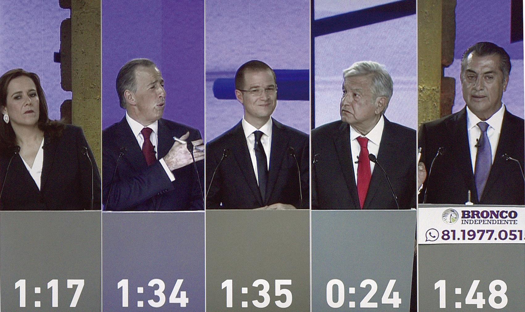 Photo of Pierde Obrador el Primer Debate ante una enorme audiencia mundial y empieza su caída en las encuestas