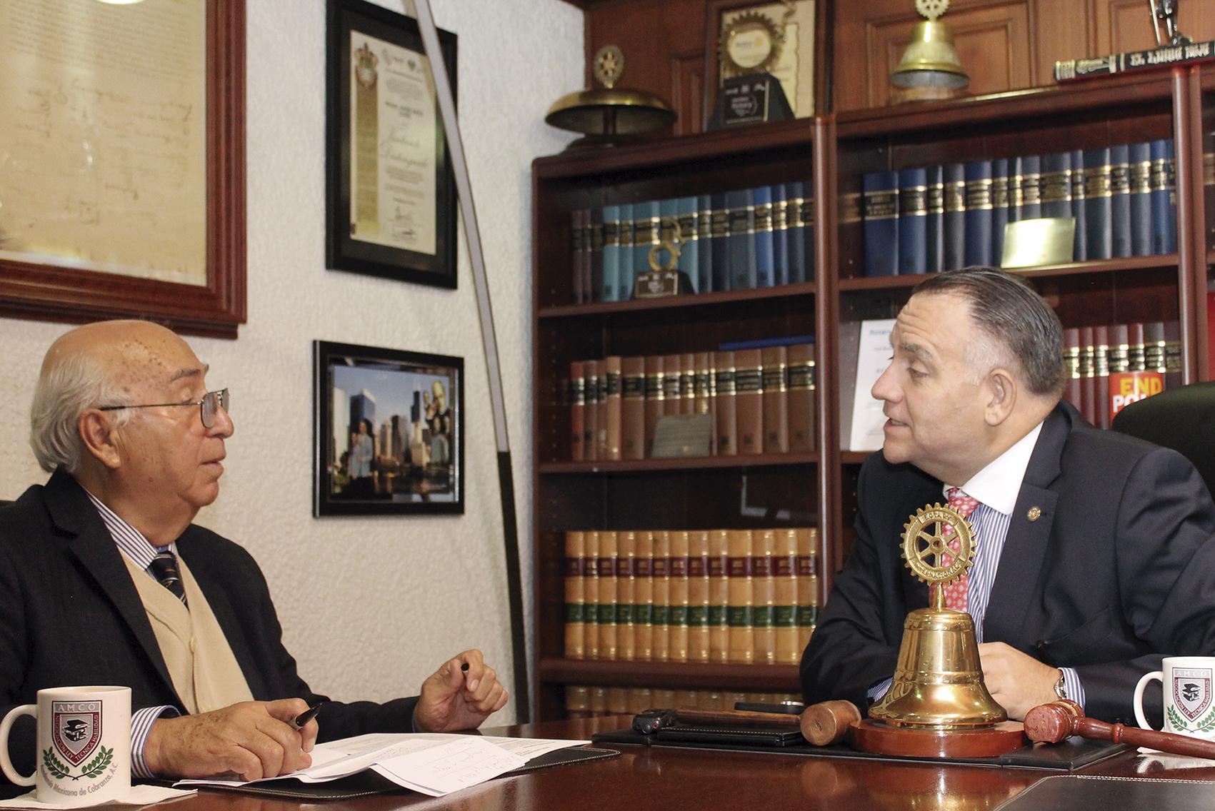 """Photo of """"Voto Razonado"""", pide Miguel Ángel Borja Tovar, ex Gobernador Rotario, para el 1 de julio"""