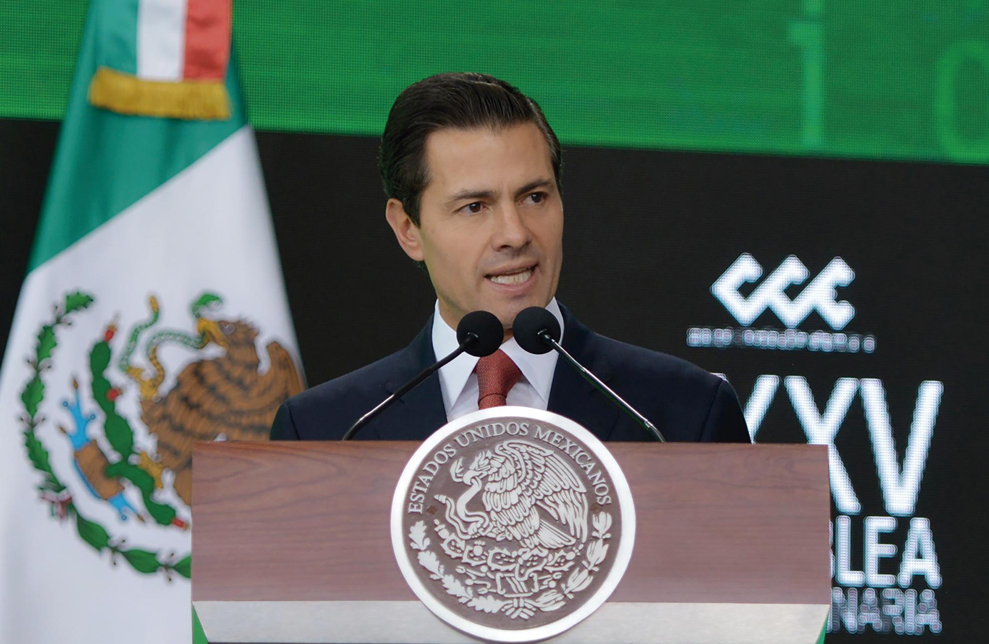 """Photo of """"Lo que está en juego no es la continuidad de un gobierno, es el desarrollo de nuestro país y el bienestar de las familias mexicanas"""": Enrique Peña Nieto"""